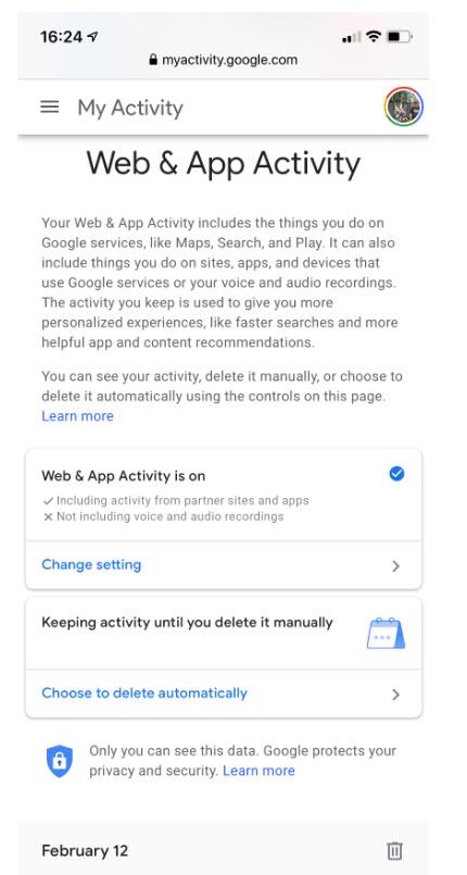 Google Tracking 2