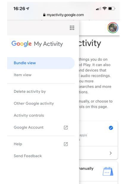 Google Tracking 4