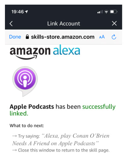 Apple Podcasts 7