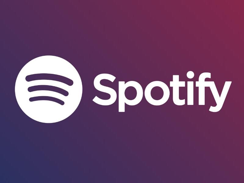 Spotify Header