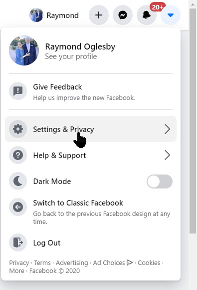 Facebook Photo Backup 1