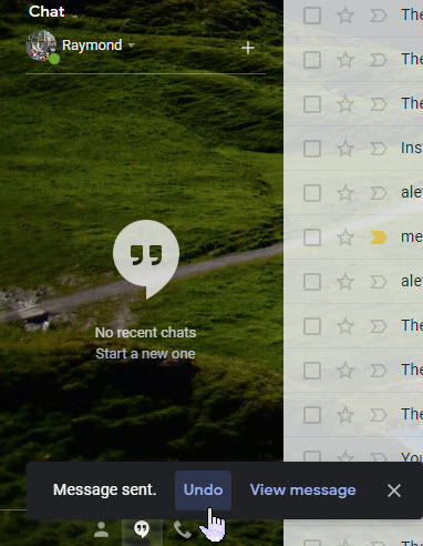 Gmail Recall 3