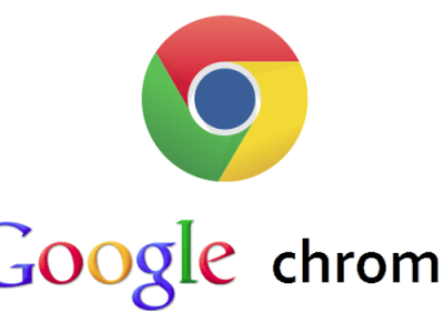 Google Chrome Header