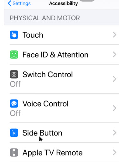 Stop Siri 3