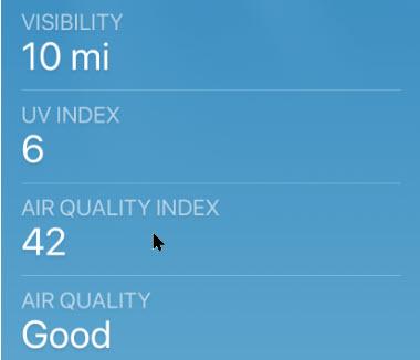 Air Quality 8