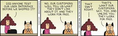 Dilbert and Interface