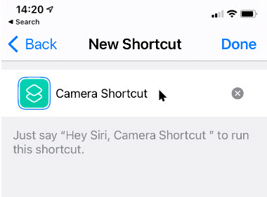 Shortcut 7