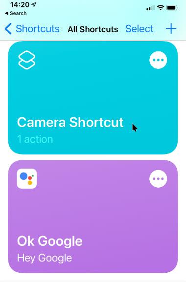 Shortcut 8
