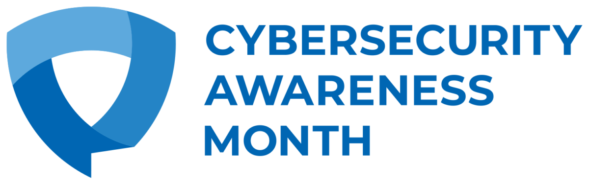 Cyber Security Awareness Month Header