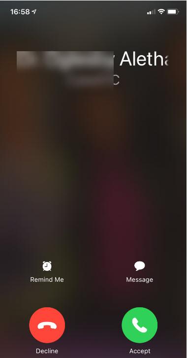 Call 6