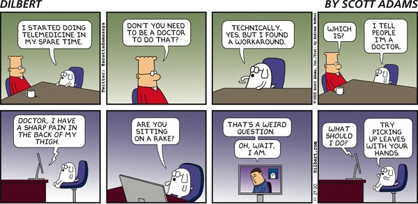 Dilbert and Doctor