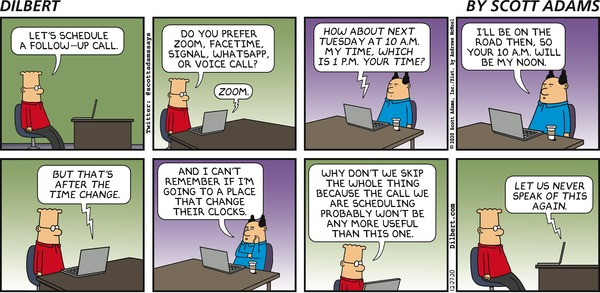 Dilbert and Call