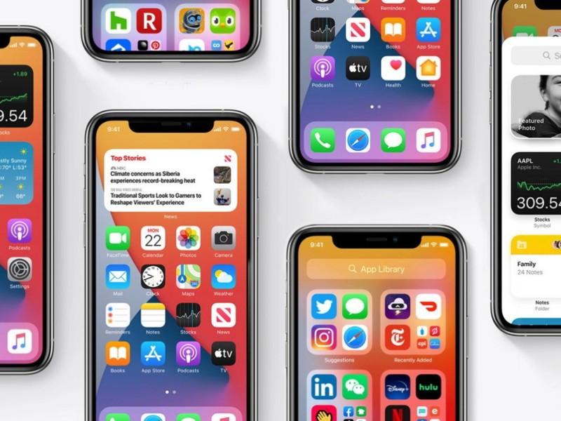 iPhones Header