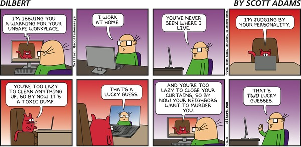 Dilbert and Clean