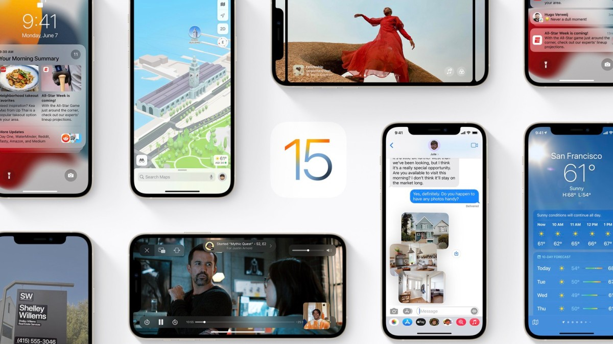 What's Coming in iOS and iPadOS15