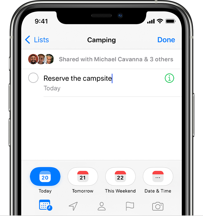 The Reminders app has seen significant improvements with iOS 13 and iOS 14. Earlier it was a simple application with basic functionalities. Now, Reminders is laden with robust features that let you add subtasks, images, and more! iOS 14.5 even lets you print reminders and sort them accordingly.