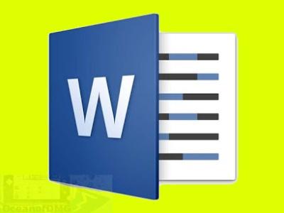 Word Header Logo