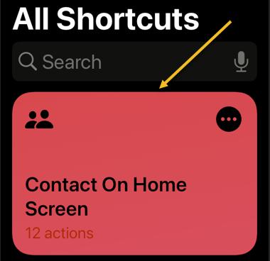 Shortcuts 9