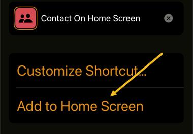 Shortcuts 11