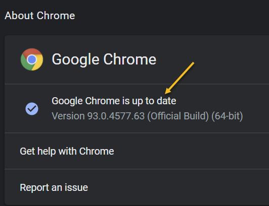 Chrome 93 2